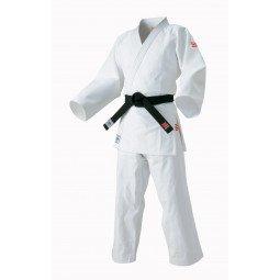 Kimono Judo Sensei IJF Blanc
