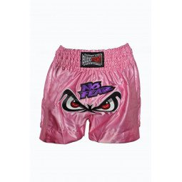 Short Boxe Thai No Fear Rose