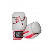 Gants de boxe FIT BOXING Blanc