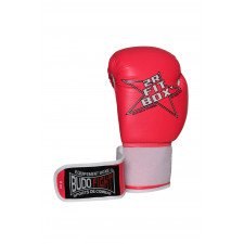 Gants de boxe FIT BOXING Rose