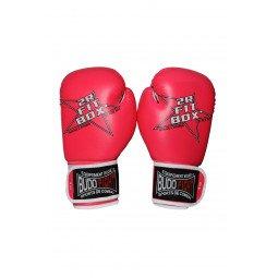 Gants de boxe FIT BOXING Rose