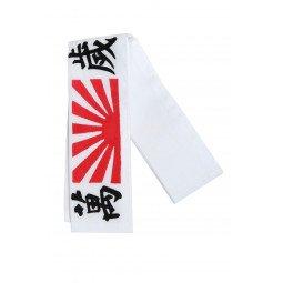 Hachimaki (Bandeau de karaté/Kung Fu) Soleil Levant
