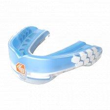 Protège Dents Shock Doctor Gel Max Power Trans Blue