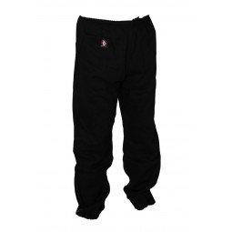 Pantalon Kung Fu Noir (serré aux chevilles)