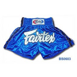 Short de Boxe Thaï Fairtex Lacet 603