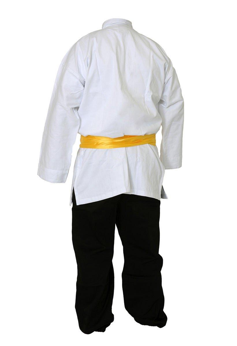 Tenue Kung Fu Veste Blanche