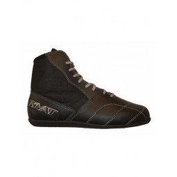 Chaussures BF- Boxe Francaise Rivat Swing Noir / Gris