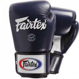 Gants de Boxe Fairtex Entraînement FXV1 Bleu