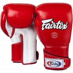 Gants de Boxe Fairtex Entraînement FXV6 Rouge