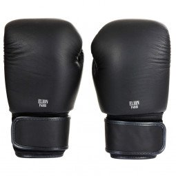 Gants de Boxe Elion Collection Paris Noir