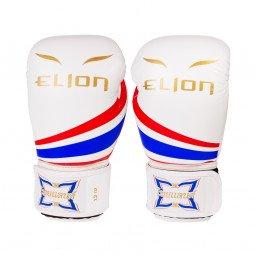 Gants de Boxe Elion Collection Paris Blanc