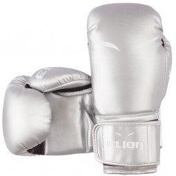 Gants de Boxe Entraînement Elion Uncage Silver