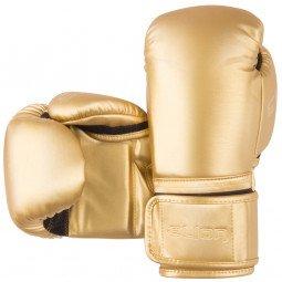 Gants de Boxe Entraînement Elion Uncage Gold