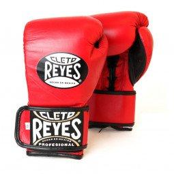 Gants de boxe Entrainement Cleto Reyes Rouge