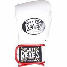 Gants de boxe Cleto Reyes Pro Blanc