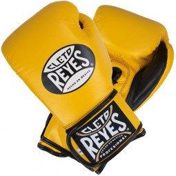Gants de Boxe entrainement Cleto Reyes Jaune