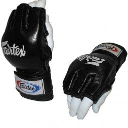 Gants MMA et Free Fight Fairtex V12 Noir