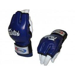 Gants MMA et Free Fight Fairtex V12 Bleu
