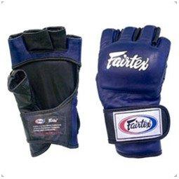 Gants MMA et Free Fight Fairtex V13 Bleu