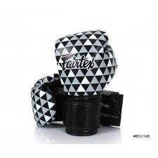 Gants de Boxe Fairtex d'Entraînement FXV14 Black Prism