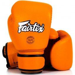 Gants de Boxe Fairtex FXV16 Orange