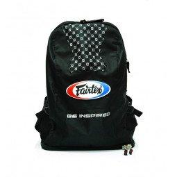 Sac de Sport Fairtex Backpack 4 Noir