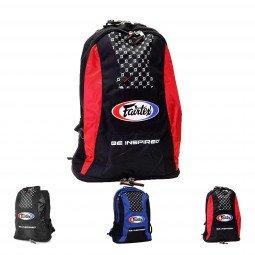 Sac de Sport Fairtex Backpack 4 Rouge