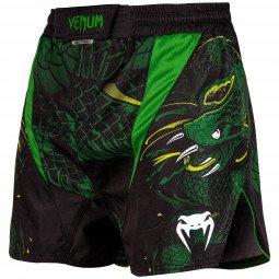 Fightshort mma Venum Green Viper - Noir/Vert
