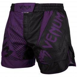 Fightshort mma Venum NoGi 2.0 - Noir/Violet