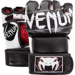 Gants MMA Venum Undisputed 2.0 Cuir Nappa - Noir