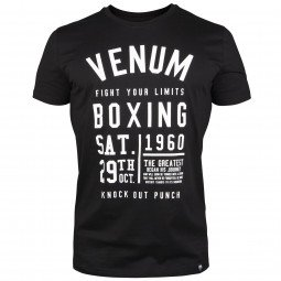 T-shirt Venum Knock Out - Noir