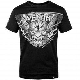 T-shirt Venum Devil - Blanc/Noir