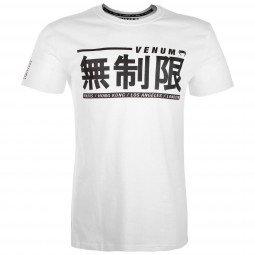 T-shirt Venum Limitless - Blanc