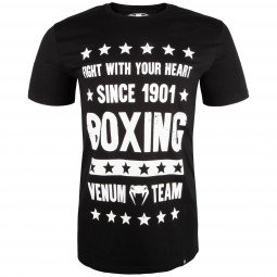 T-shirt Venum Boxing Origins - Noir