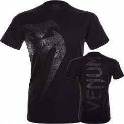Venum T-shirt Giant - Matte/Black