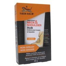 Tiger Balm - Crème Baume du tigre - Nuque et épaules