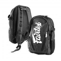 Sac de Sport Fairtex Backpack 8 Black