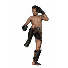 Protège-tibias et pieds King Pro Boxing KPB/SG-2