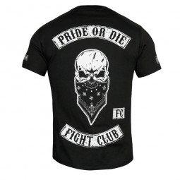 T-shirt Fight Club PRiDEorDiE