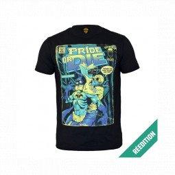 T-shirt Comix PRiDEorDiE