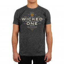 T-shirt WickedOne Premium Gris