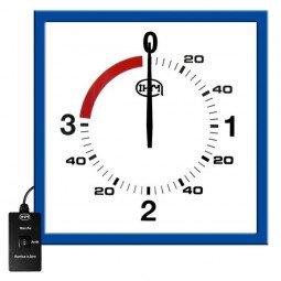 Pendule de boxe anglaise 3 mn + 1 mn - Telecommande filaire