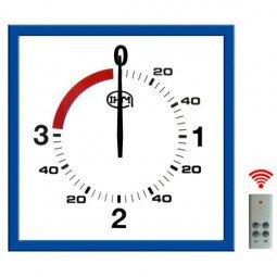 Pendule de boxe anglaise 3 mn + 1 mn - Telecommande sans fil
