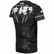 T-Shirt Venum Okinawa 2.0 Noir/Blanc