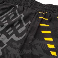 Short de Sport Venum Okinawa 2.0 Noir/Jaune