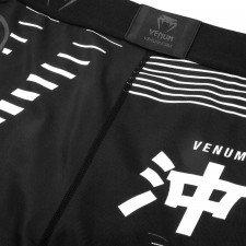 Short de compression Venum Okinawa 2.0 Noir/Blanc