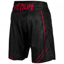 Fightshort Venum Signature Noir/Rouge