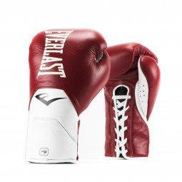 Gants de boxe Everlast Elite Fight Rouge