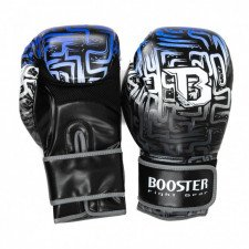 Gants de Boxe Booster Labyrint Blue