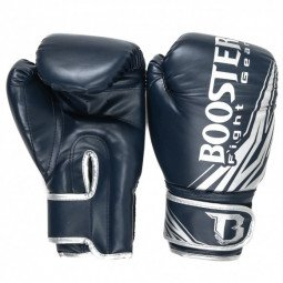 Gants de Boxe Booster Champion Blue